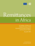 Remittances in Africa