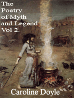 The Poetry of Myths and Legends Vol. 2