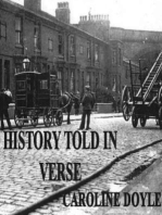 History Told In Verse