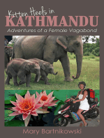 Kitten Heels in Kathmandu, Adventures of a Female Vagabond