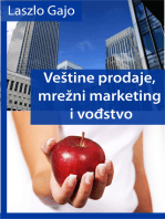 Veštine prodaje, mrežni marketing i vođstvo