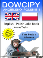 Dowcipy Angielsko-Polskie 1 (English Polish Joke Book 1)