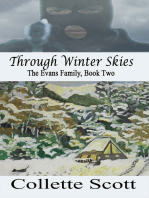 Through Winter Skies (The Evans Family, Book Two)