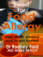 Food for Food Allergy (Egg | Dairy | Peanut)