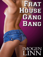 Frat-House Gangbang