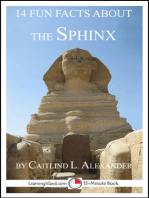 14 Fun Facts About the Sphinx