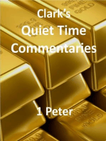Clark's Quiet Time Commentaries
