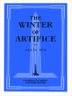 The Winter of Artifice, 1939 edition