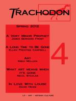 Trachodon Issue 4