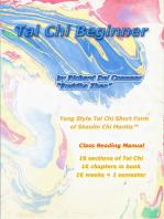 Tai Chi Beginner