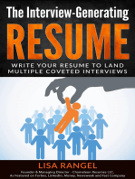 The Interview-Generating Resume