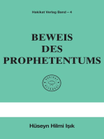 Beweis Des Prophetentums