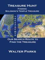 Treasure Hunt, Finding Solomon's Temple Treassure