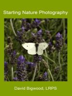 Starting Nature Photography