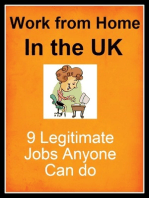 Work from Home in the UK