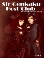 Sir Genkaku Host Club (Book 3)