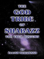 The God Tribe of Shabazz
