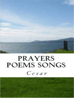 Prayers Poems Songs