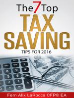 The Top 7 Tax Saving Tips