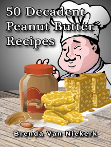 50 Decadent Peanut Butter Recipes