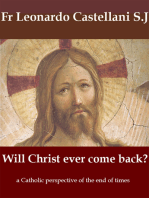 Will Christ Ever Come Back?