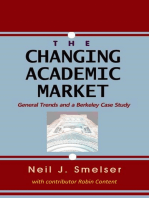 The Changing Academic Market