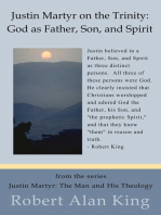 Justin Martyr on the Trinity