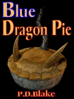 Blue Dragon Pie