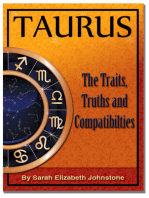 Taurus- Star Sign Traits, Truths and Love Compatibility