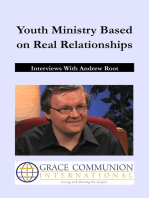 Youth Ministry Based on Real Relationships