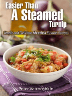Easier Than a Steamed Turnip