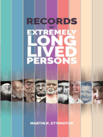 Records of Extremely Long Lived Persons