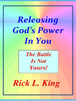 Releasing God's Power in You!