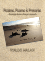 Psalms, Poems & Proverbs