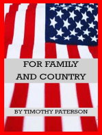 For Family and Country