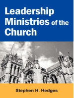 Leadership Ministries of the Church