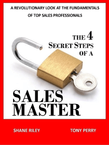 The 4 Secret Steps of a Sales Master