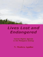 Lives Lost and Endangered