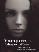 Vampires and Shapeshifters