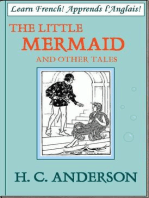 Learn French! Apprends l'Anglais! THE LITTLE MERMAID AND OTHER TALES