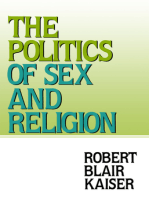 The Politics of Sex and Religion