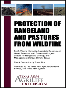 Protection of Rangeland and Pastures from Wildfire