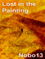 Lost in the Painting
