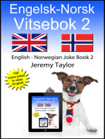 Engelsk-Norsk Vitsebok 2