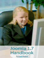 Build a Joomla Website Handbook