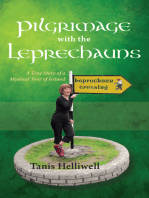 Pilgrimage with the Leprechauns: A true story of a mystical tour of Ireland