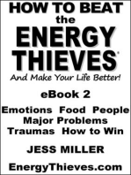 How To Beat The Energy Thieves And Make Your Life Better: eBook2