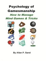 Psychology of Gamesmanship