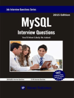 MySQL Interview Questions You'll Most Likely Be Asked
