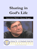 Sharing in God's Life